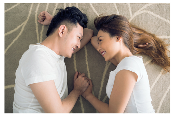 boyfriend girlfriend carpet