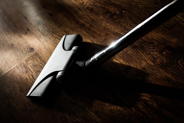 Vacuuming Helps Carpet Cleaning